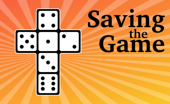 Saving the Game – a Christian podcast about tabletop RPGs