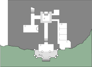 Map 01 A - Monastery On The Shore