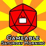 Gameable Saturday Morning Logo